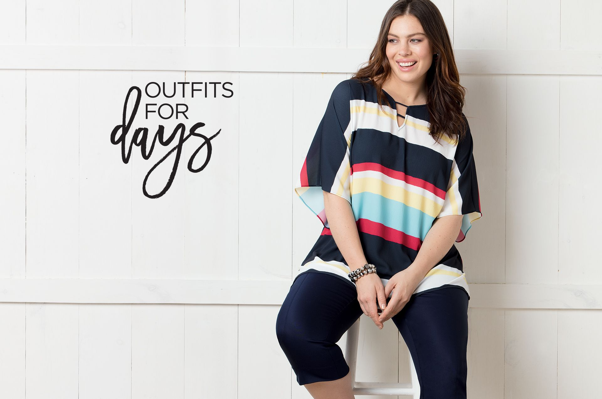 Shop Outfit for Days at Catherines Plus Sizes
