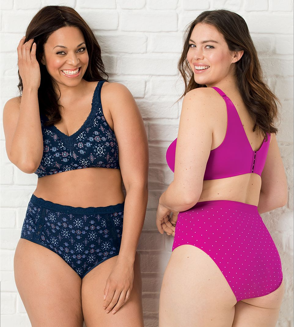 Shop Intimates at Catherines Plus Sizes