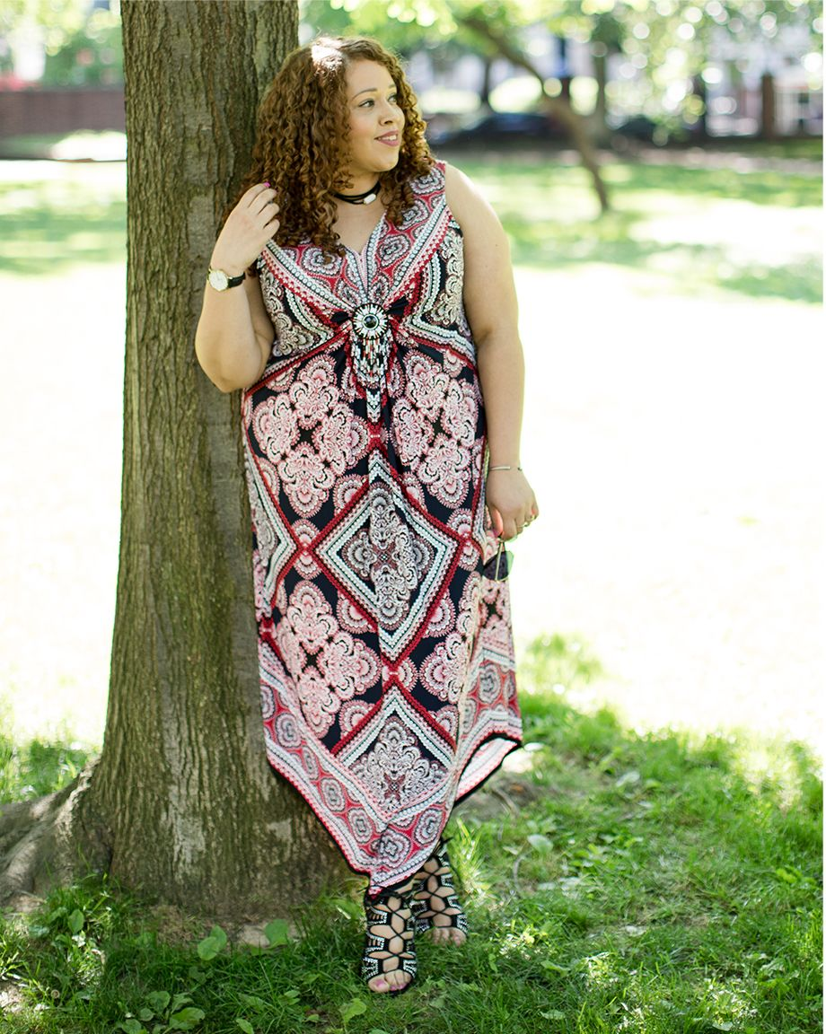 Shop Style Ambassador Looks at Catherines Plus Sizes