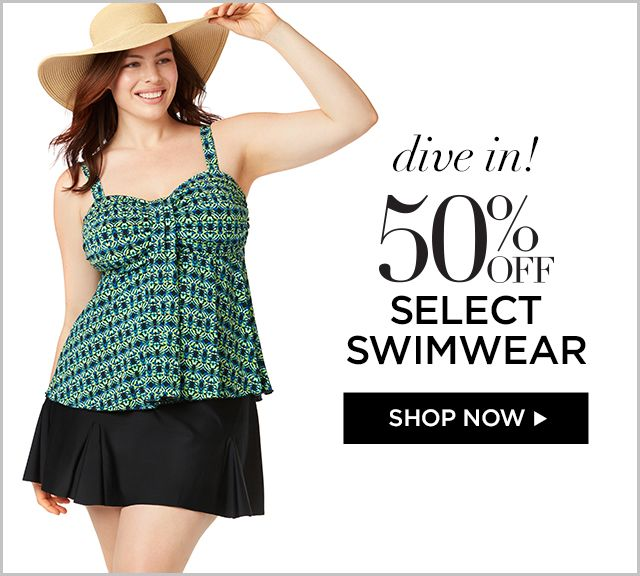 Shop 30% Off More Great Looks at Catherines Plus Sizes