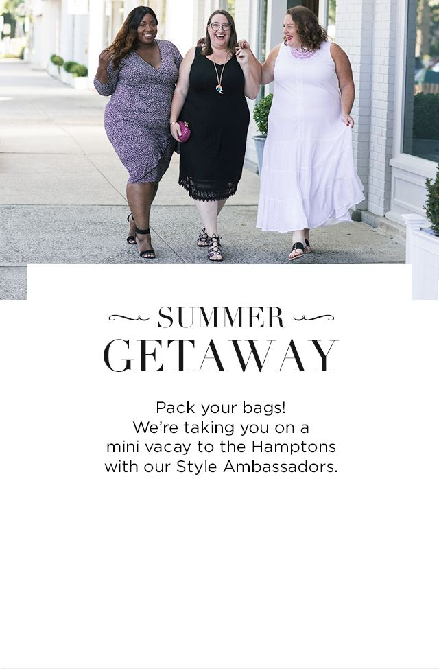 Shop Style Ambassador Picks at Catherines Plus Sizes