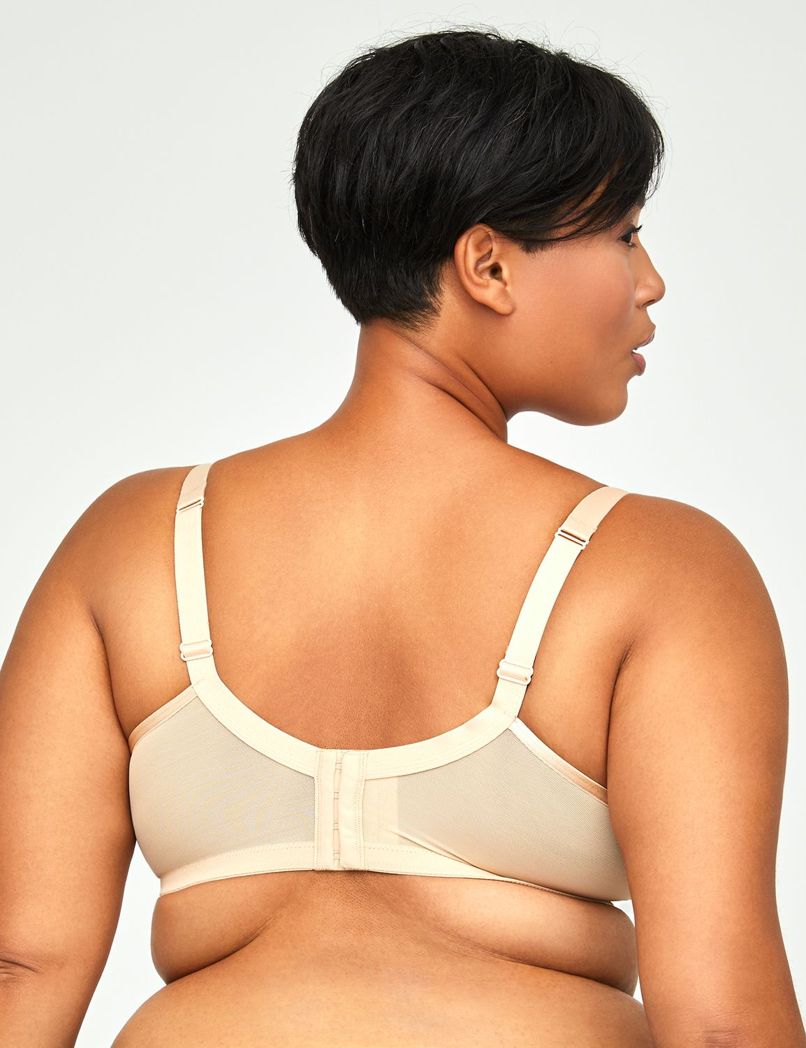 9389a6b560 Solid No-Wire Comfortably Cool Bra