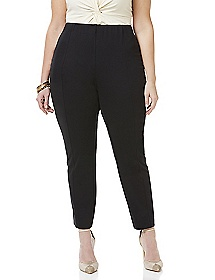 Curvy Collection Slim Leg Pant