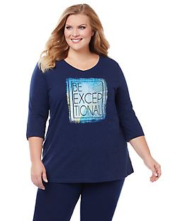 Be Exceptional Tee