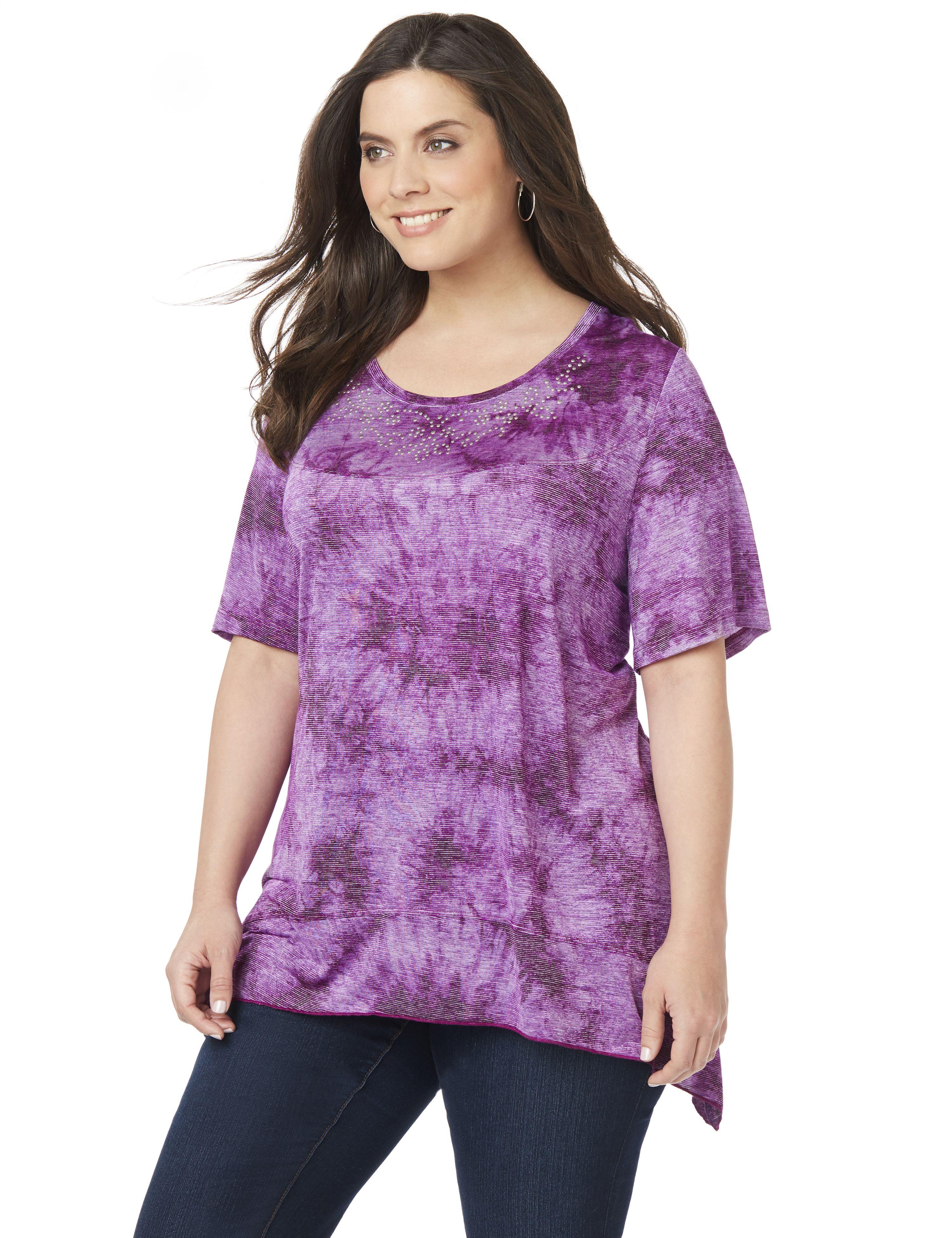 Violet Skies Top 300059955