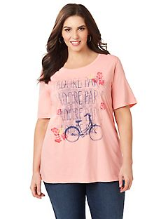 Whimsical Graphic Tee