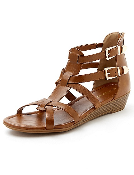 Good Soles Gladiator Sandal