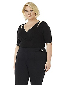 Curvy Collection Fearless Bodysuit