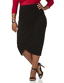 Curvy Collection Tulip Skirt