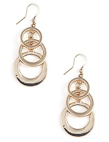 Swinging Links Earrings