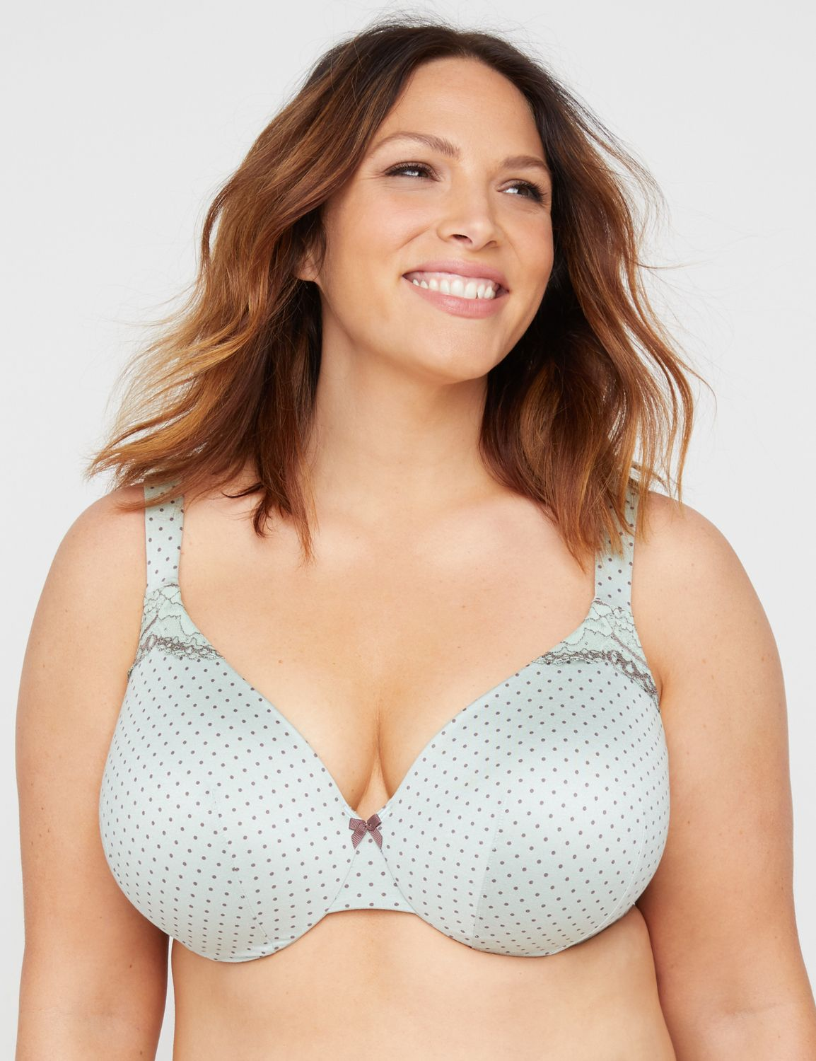 ee7a9504230 Full-Coverage Smooth Underwire Bra