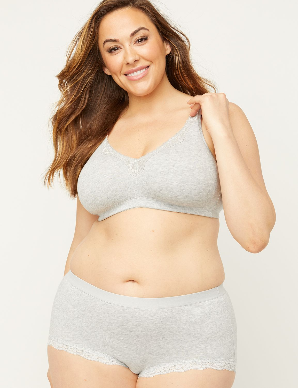 Plus Size Bras - Best Bra Styles For Plus Size Women | Catherines