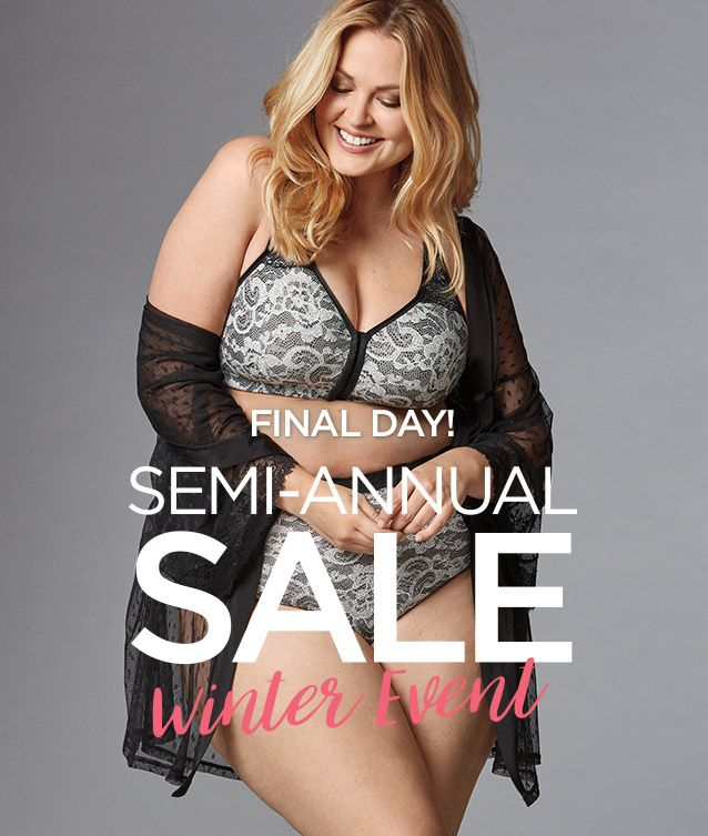 Shop Semi Annual Sale at Catherines Plus Sizes