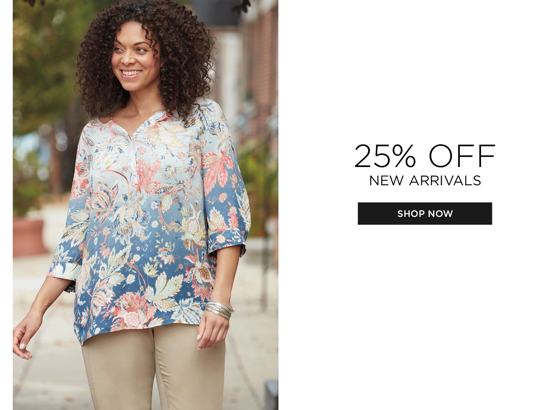 New Arrivals at Catherines Plus Sizes