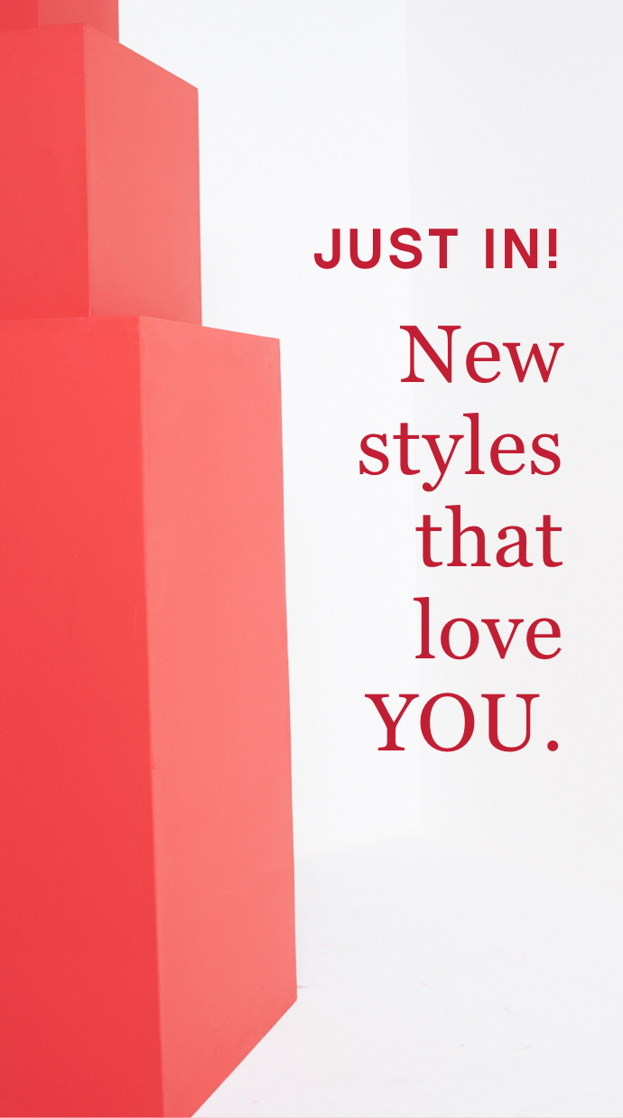 Shop New Arrivals at Catherines Plus Sizes