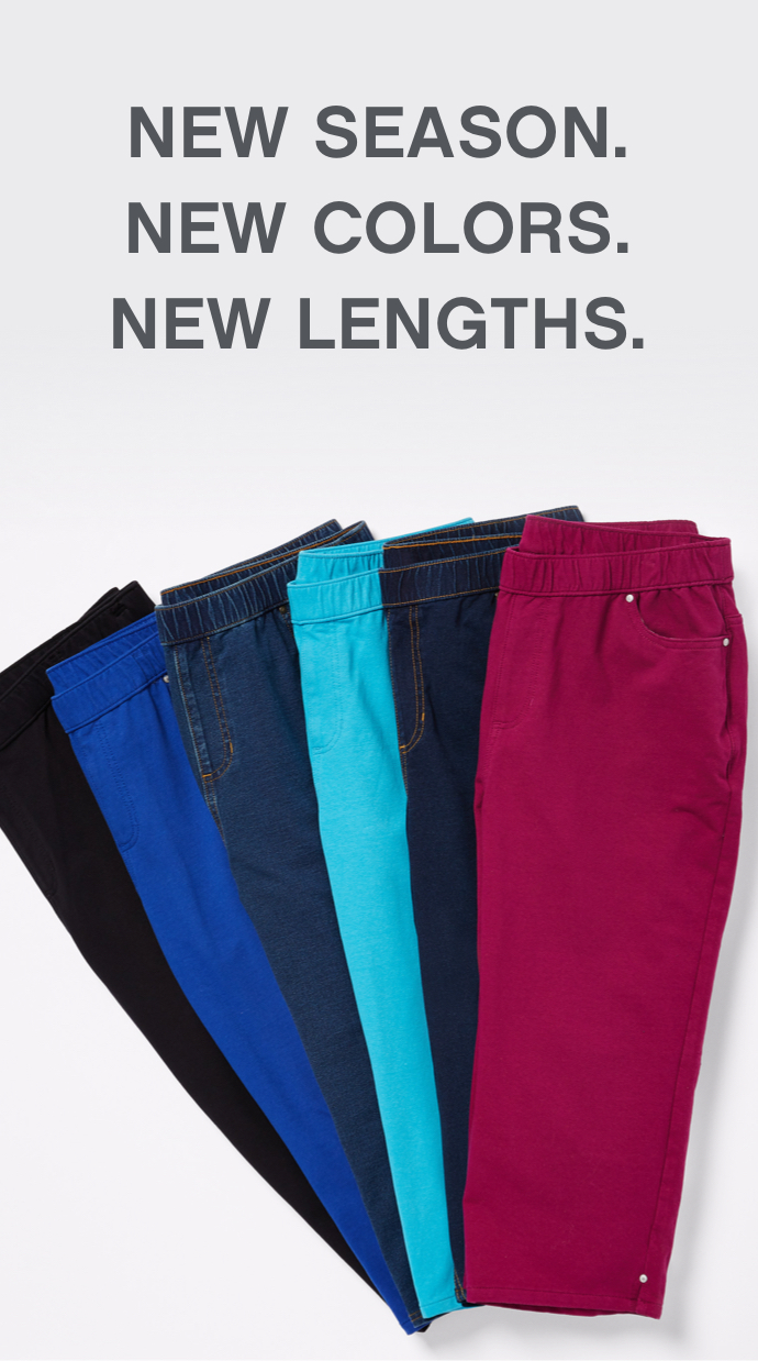 Shop Jeans at Catherines Plus Sizes