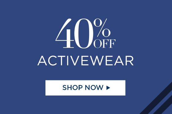 Shop 40% Off Activewear at Catherines Plus Sizes