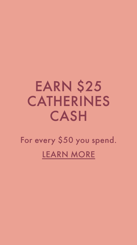 Earn Catherines Cash at Catherines Plus Sizes