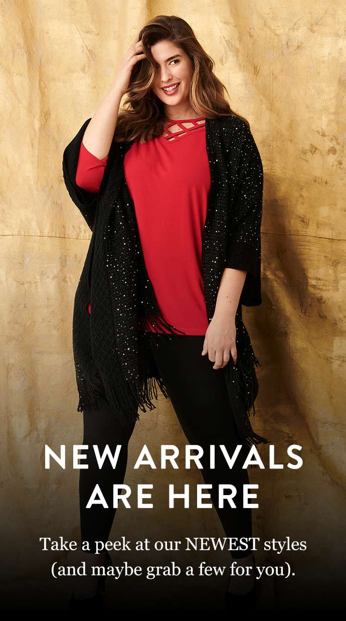 New arrivals are here