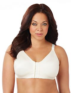 Front-Close Back-Smoother Bra