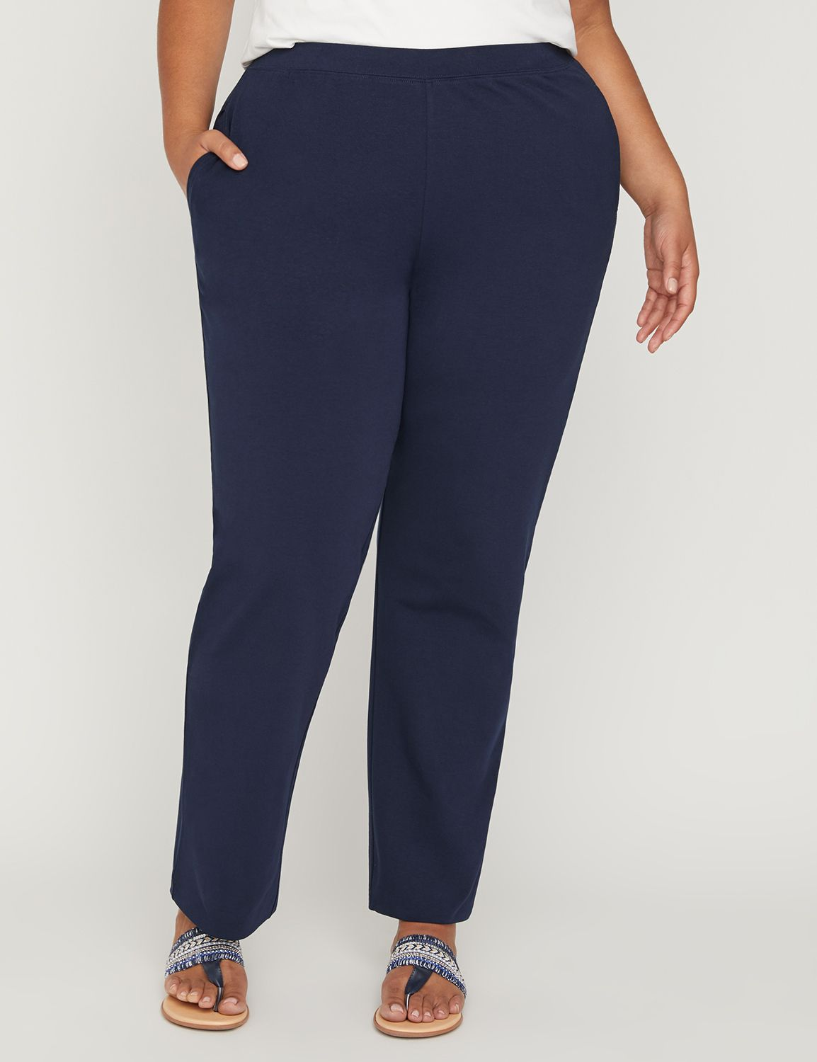 Suprema Knit Pant (Classic Colors) Suprema Knit Pant (Classic Colors) MP-300009644