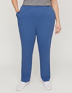 0bedec0599 Plus Size Pants. Suprema Knit Pant. Available ...
