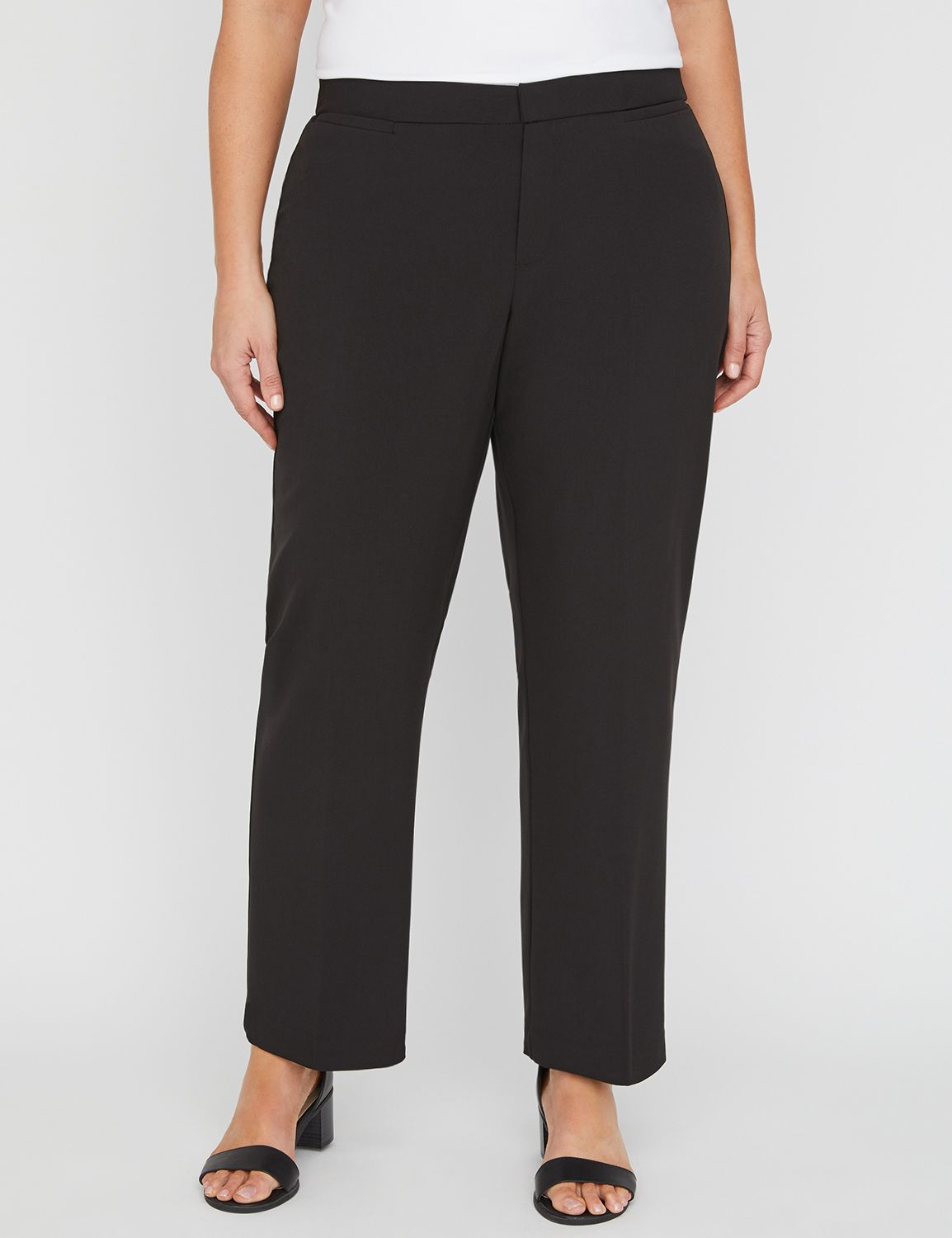 Right Fit Pant (Moderately Curvy) Right Fit Pant (Moderately Curvy) MP-300009893