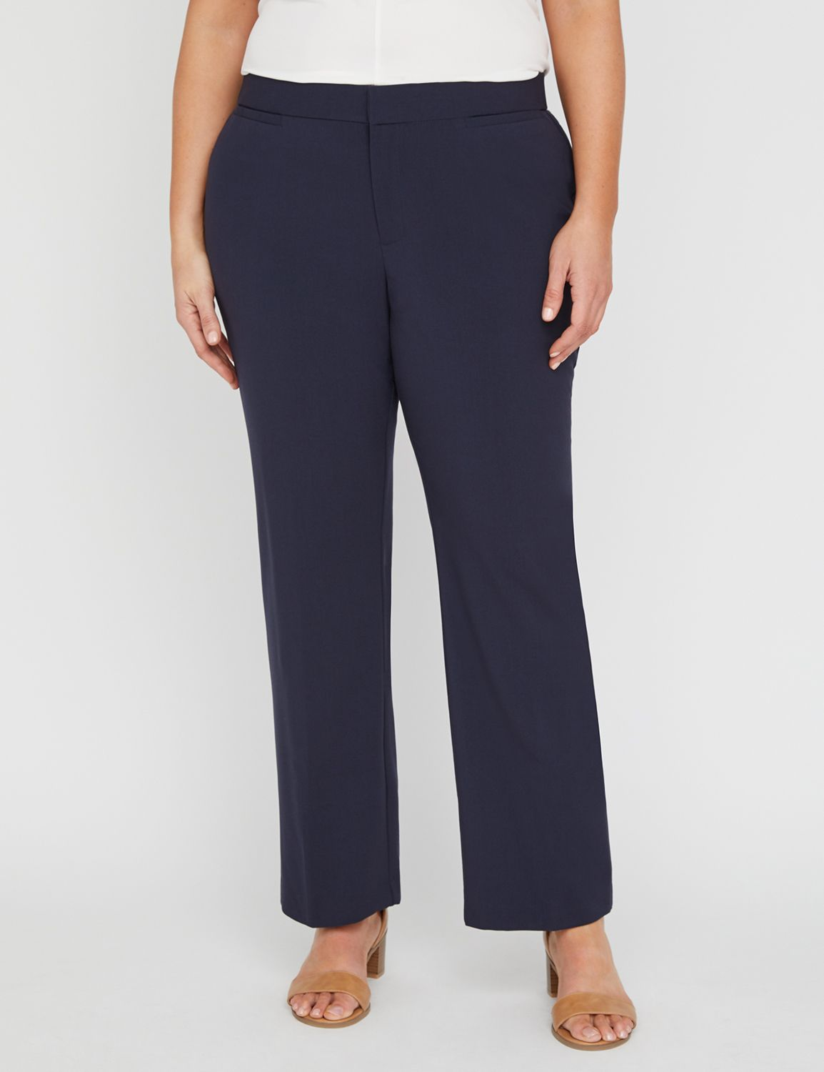 Right Fit Pant (Moderately Curvy) Right Fit Pant (Moderately Curvy) MP-300043664