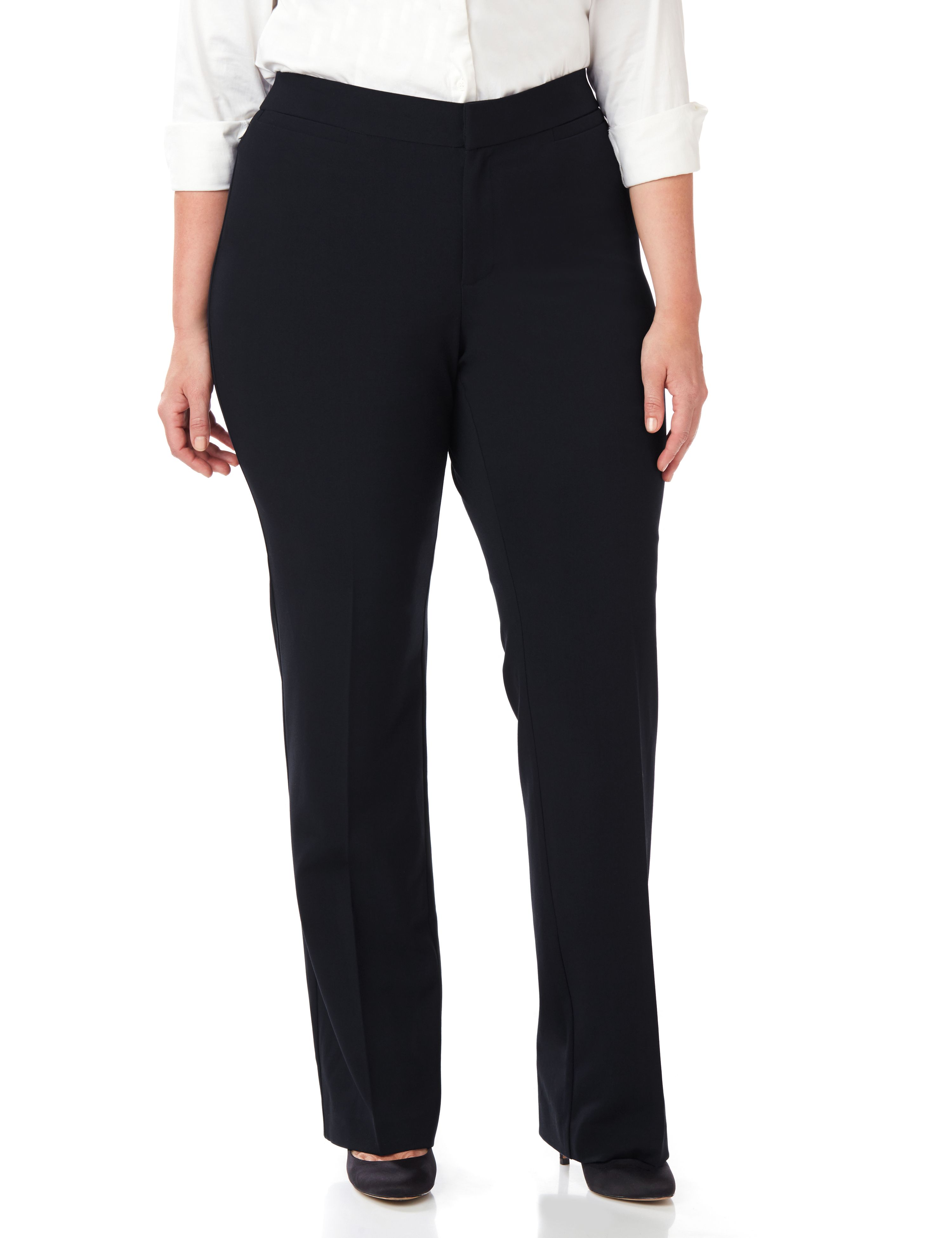 Right Fit Pant (Curvy) Right Fit Pant (Curvy) MP-201373941