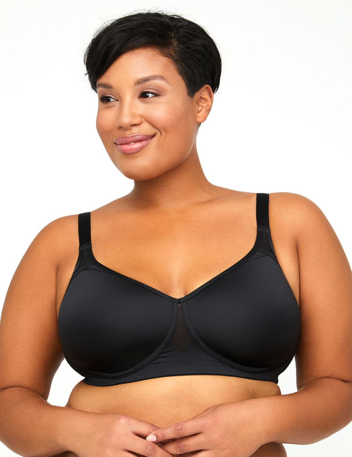 No-Wire Comfortably Cool Bra