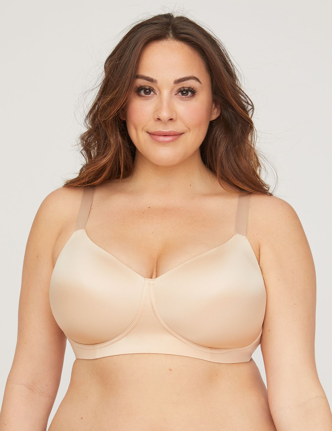 No-Wire Perfect Fit T-Shirt Bra No-Wire Perfect Fit T-Shirt Bra MP-201332828