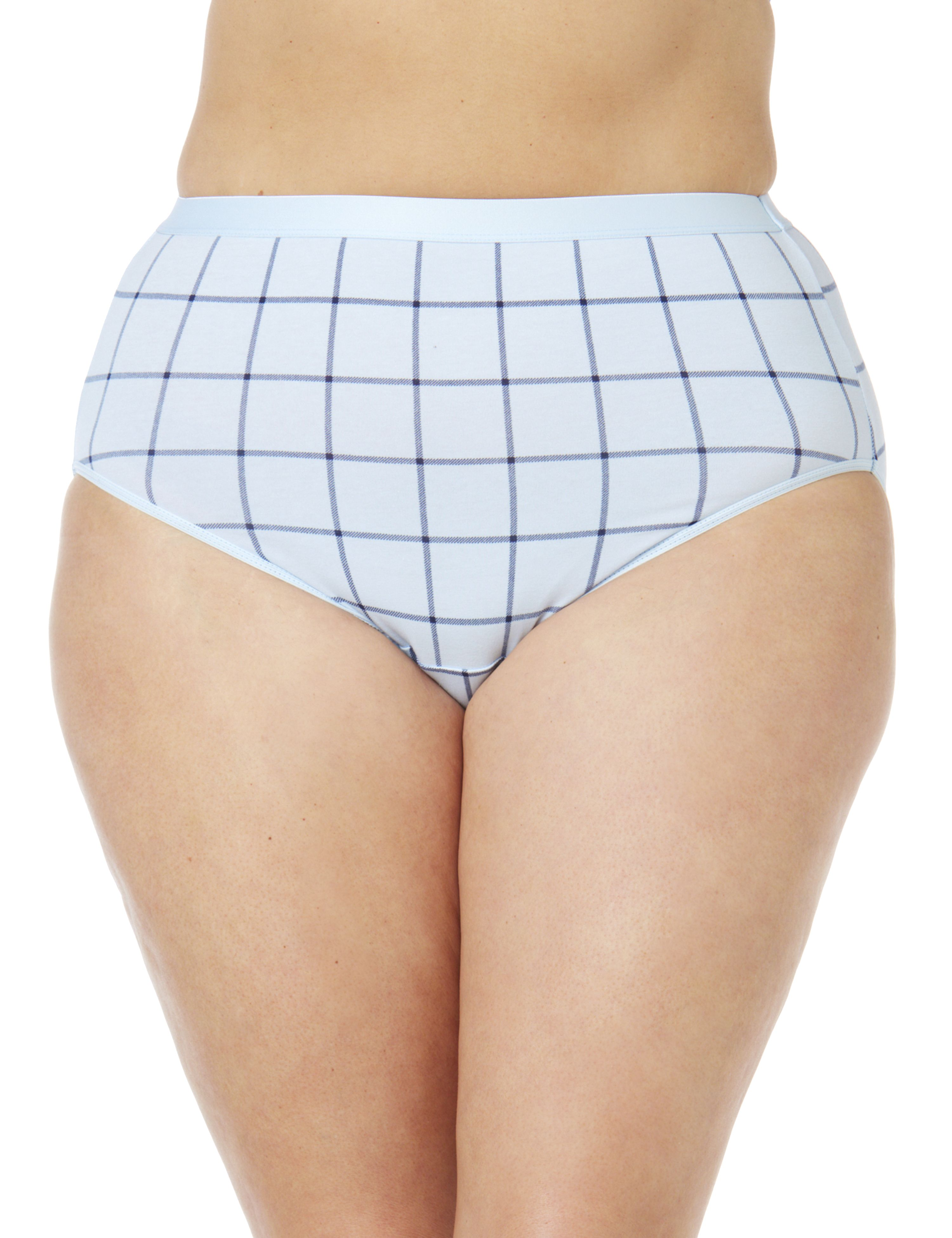 Printed Cotton Hi-Cut Brief Printed Cotton Hi-Cut Brief MP-300078801