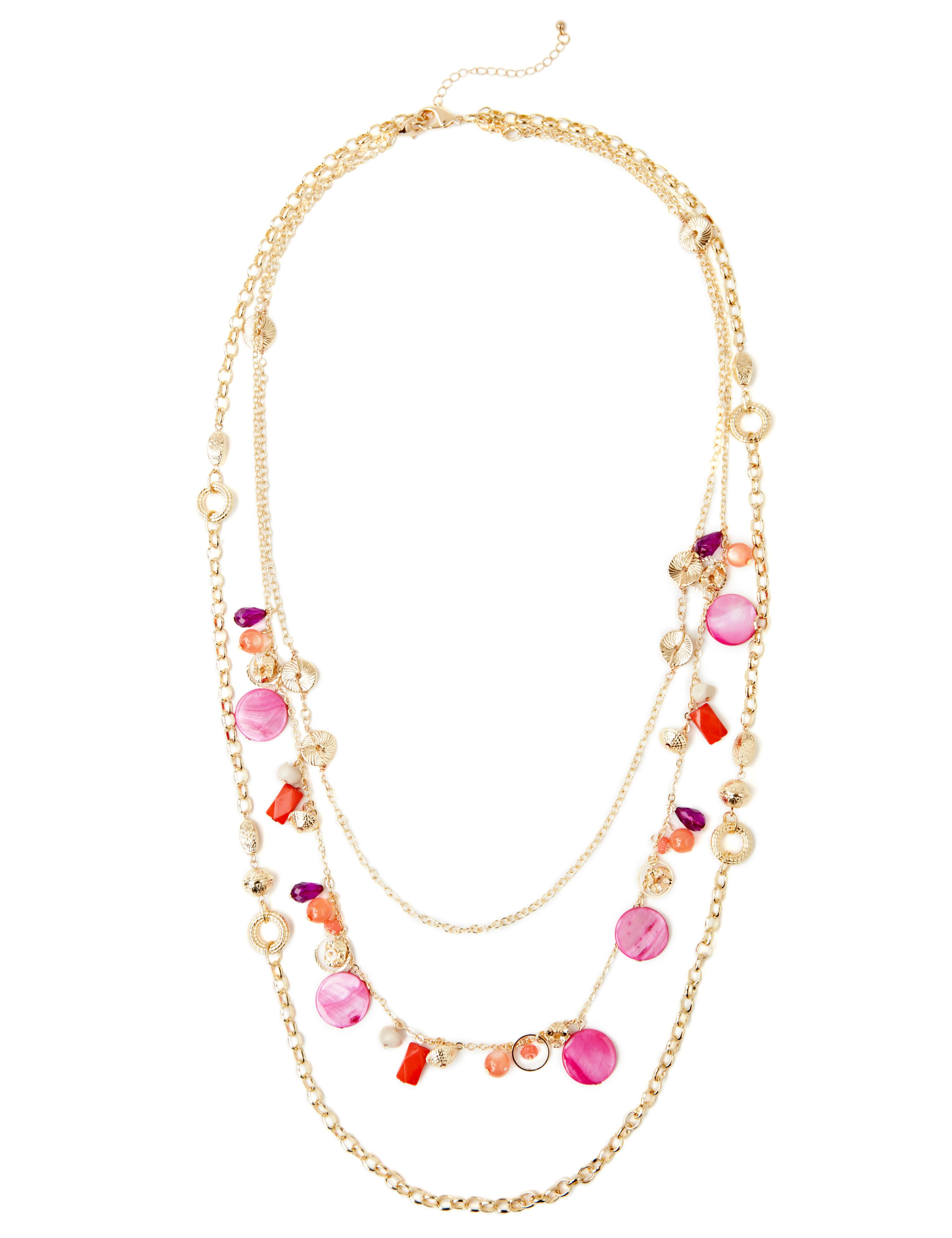 Three-In-One Necklace...