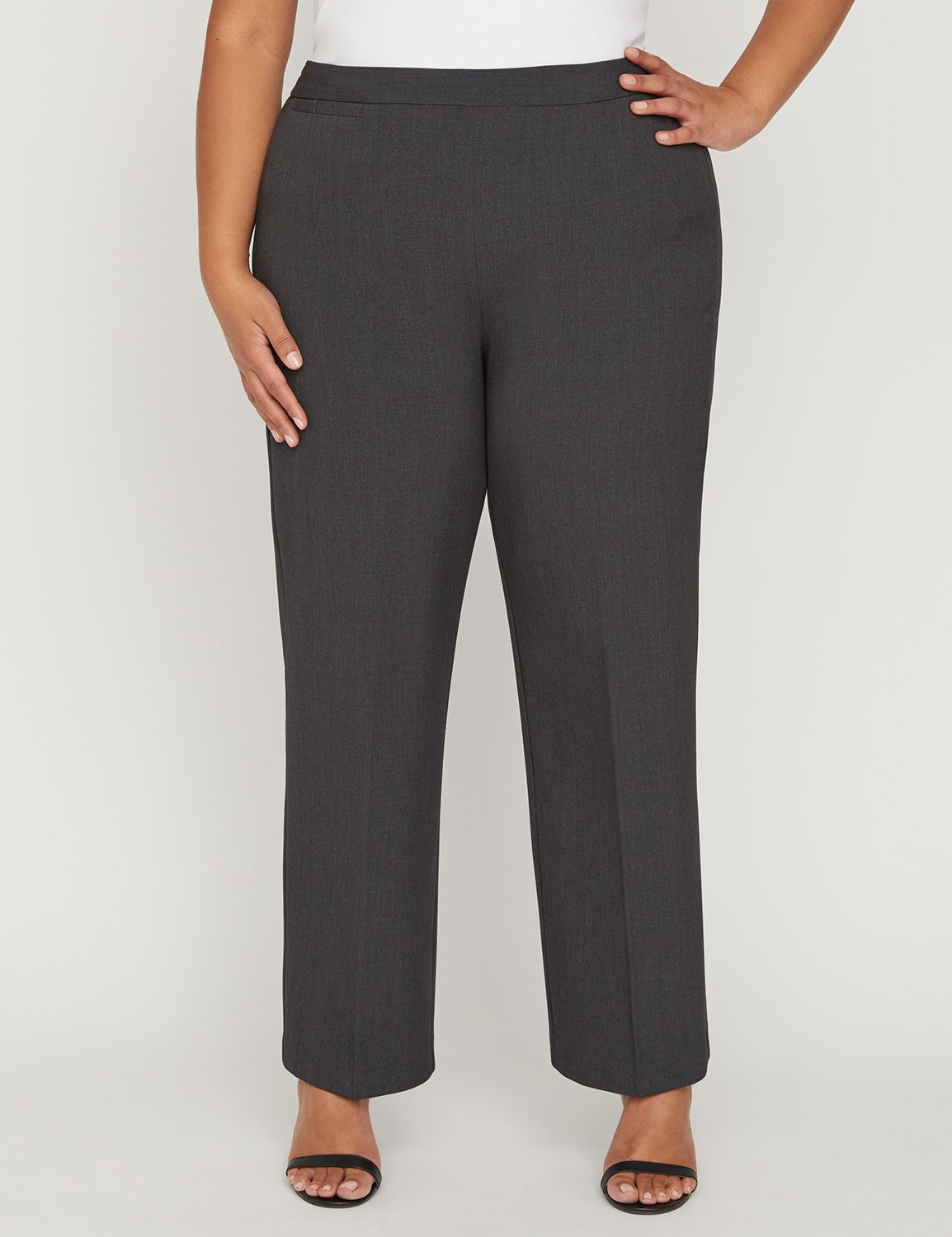 Heathered Refined Pant Heathered Refined Fit Pant MP-300044109