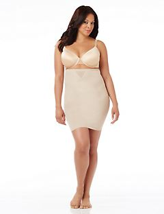 Sheer Beauty Hi-Waist Shaping Slip