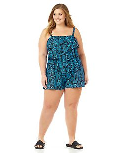 Bluebell Swim Romper
