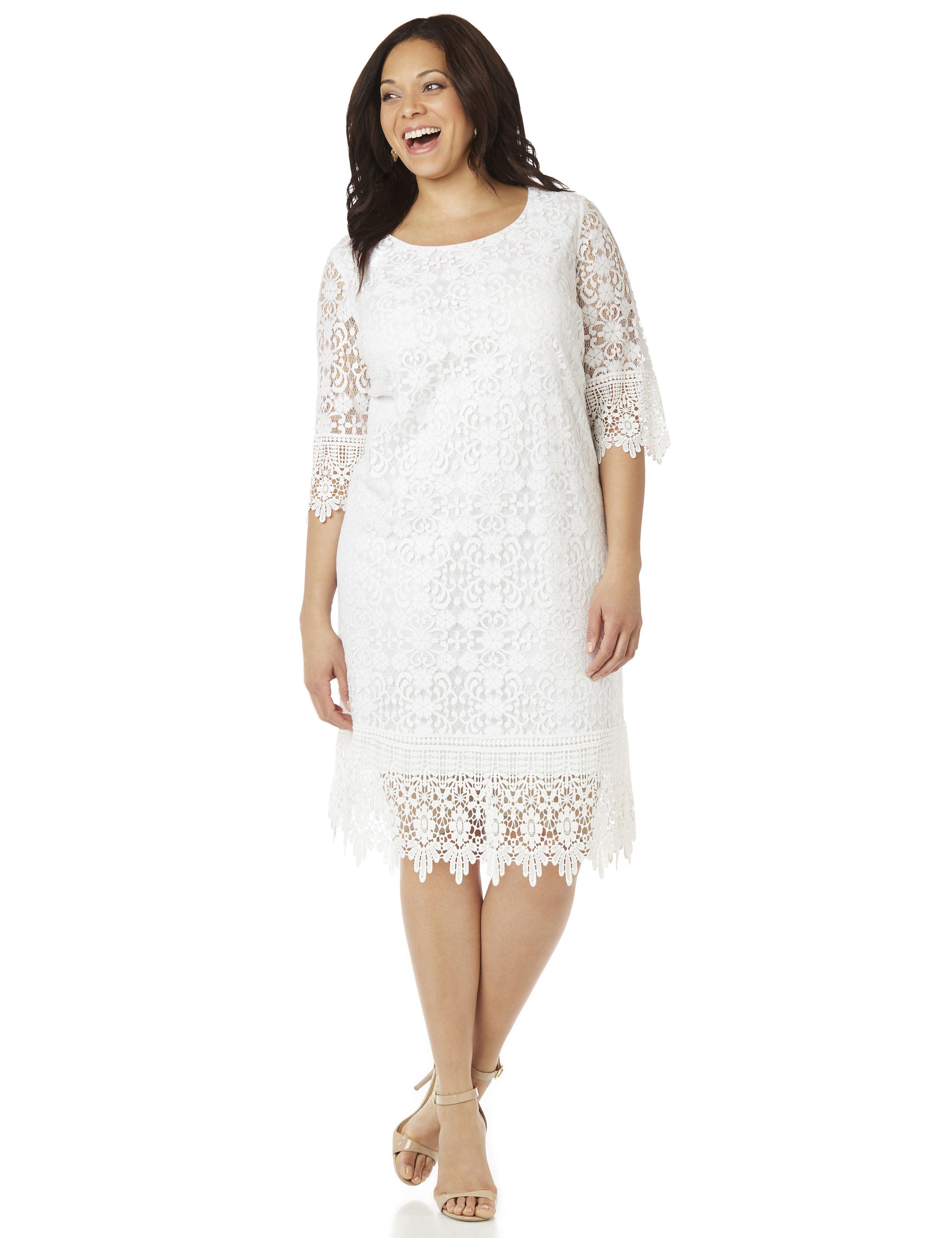 Vintage Inspired Wedding Dresses Dulcinea Shift Dress $80.99 AT vintagedancer.com
