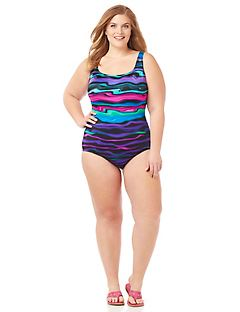 Midnight Waves Swimsuit