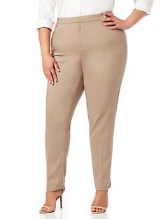 New Modern Stretch Ankle Pant