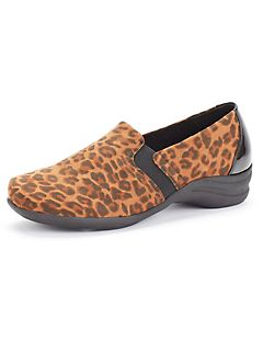 Good Soles Leopard Slip-On