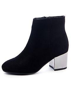 Image result for good soles metallic bootie catherines