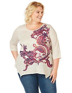 Winding Journey Top
