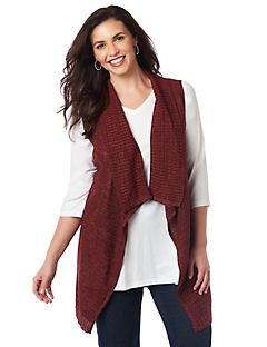 Concord Marled Vest