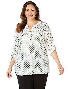Darling Dots Blouse