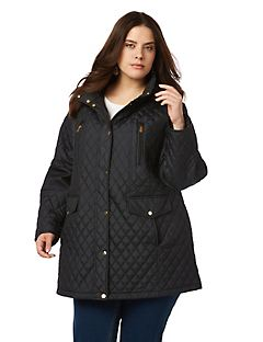 Quilted Parka