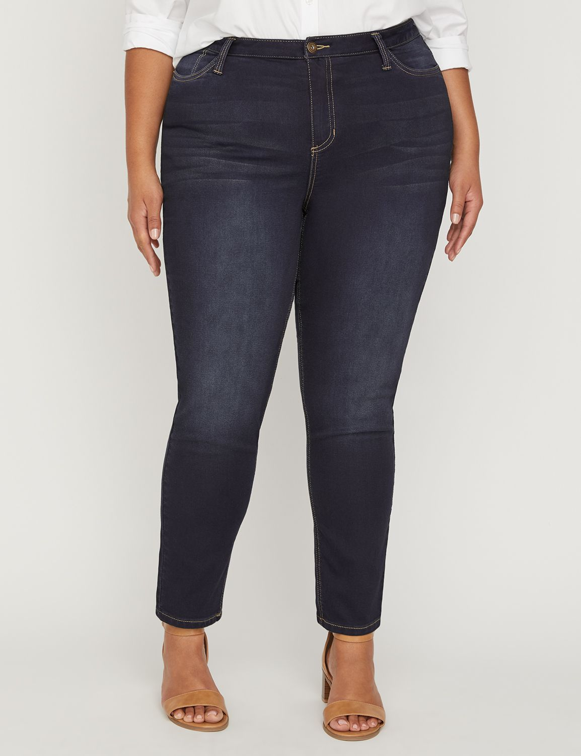 The Jegging 1083384 Functional Fly Jegging -Zin MP-300080311