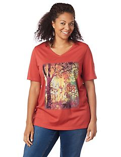 Autumn Allure Tee