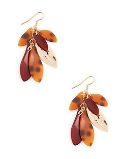 Fall Fringe Earrings