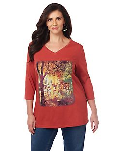 Autumn Splendor Tee