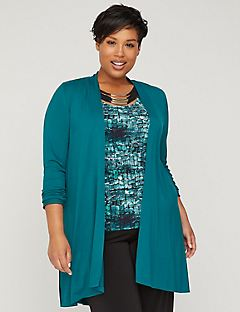 Curvy Collection Isle Breeze Duster